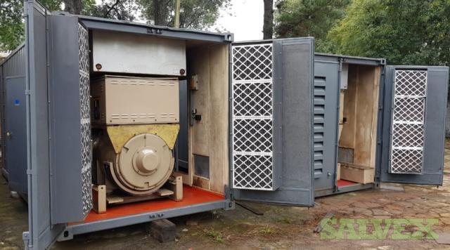 Aggreko XAAB 241 Electric Generator Set