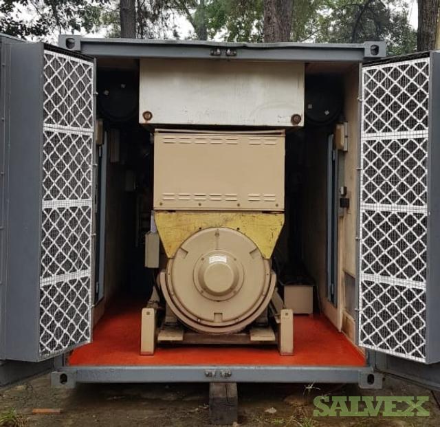 Aggreko XAAB 353 Generator (1 unit)
