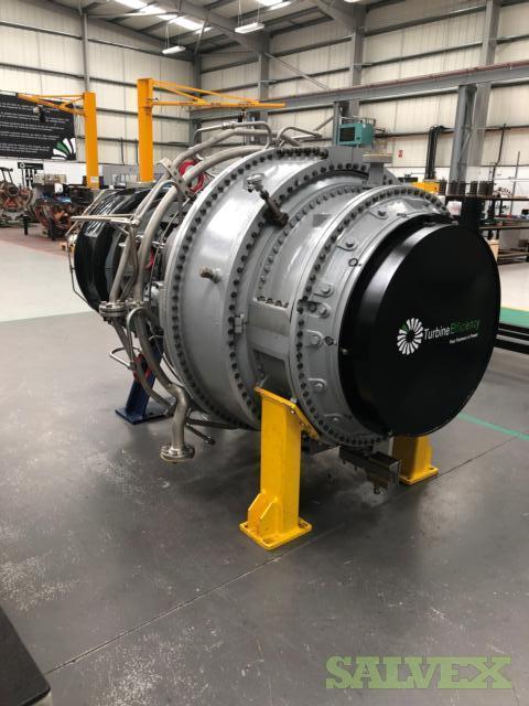 Siemens SGT 200 DLE Combustion Industrial Gas Turbine - TEL Overhauled