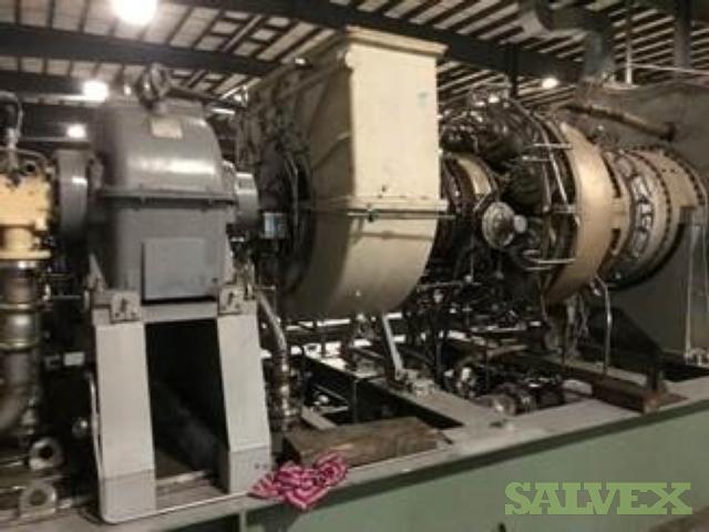 Siemens SGT 200 DLE Gas Turbine