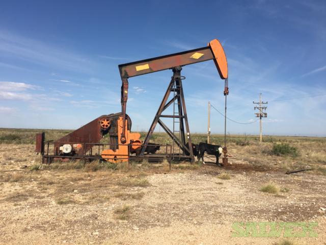 Bethlehem D80 & D114 Pumping Units (2 Units)