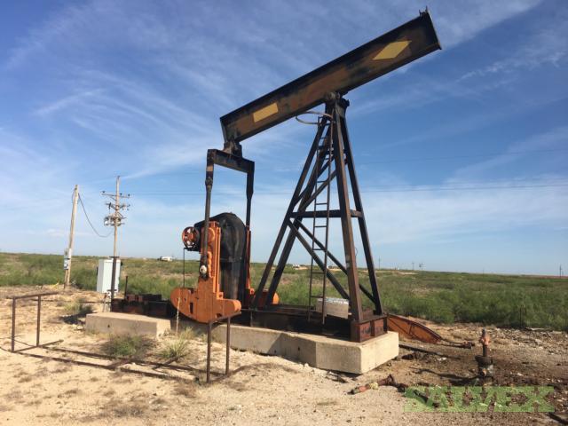Oilwell D80 & D114 Pumping Units (7 Units)
