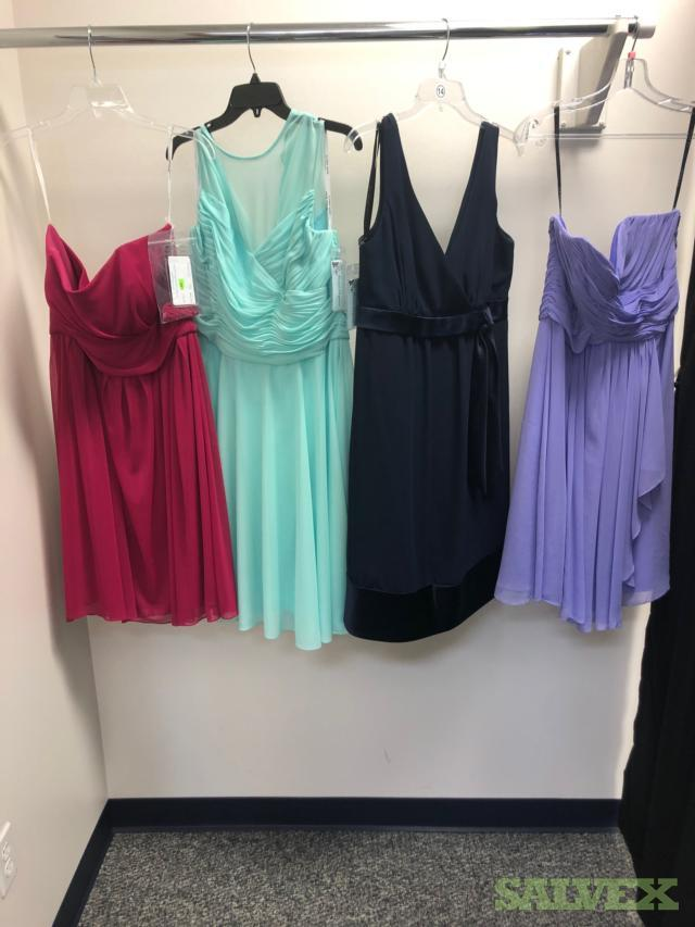 Dessy Short Bridesmaids Gowns (20 Units ) in Iowa
