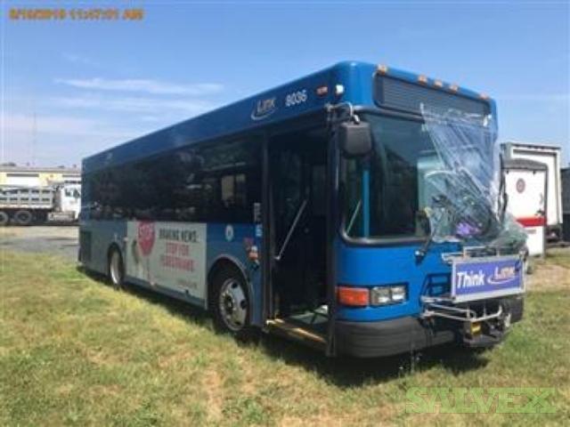 2013 Gillig Transit Bus