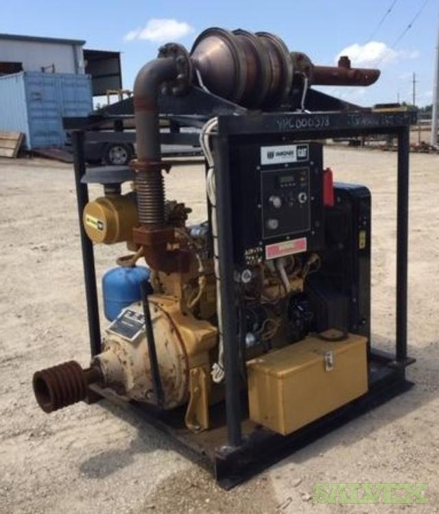 Caterpillar Natural Gas Power Unit in Texas