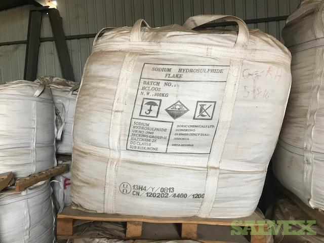Sodium Hydrosulphide - Used in Cloth and Paper Manufacturing (206,000 Kgs)