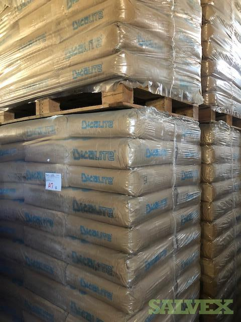 Dicalite Range - Flux Calcined Diatomaceous Earth (20 Tons)