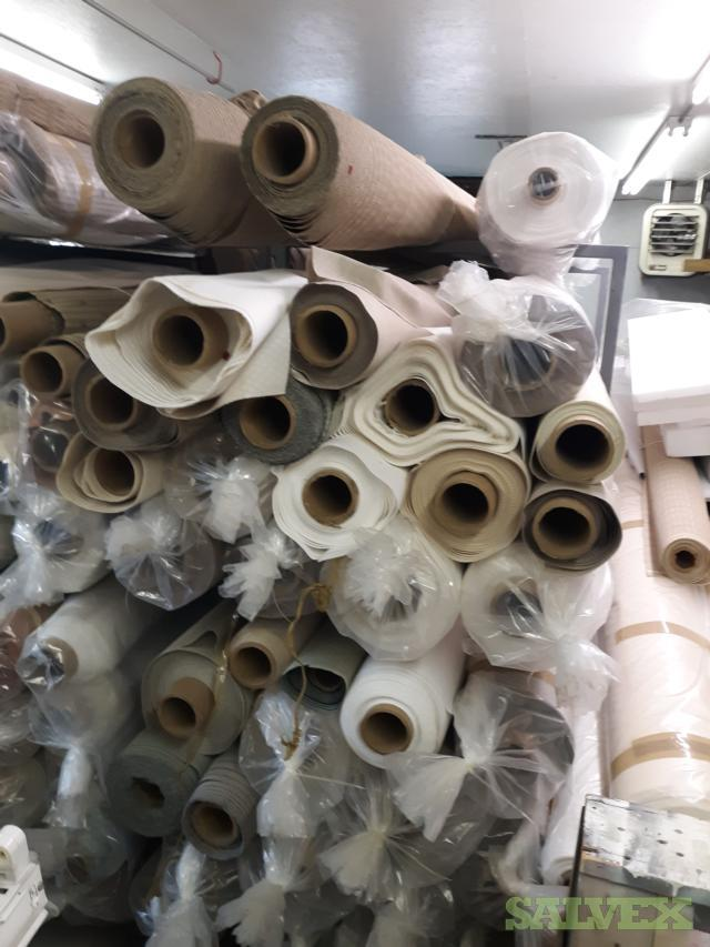 Provinaire Fabric Rolls - for Window Shades (36,050 Linear Yards)
