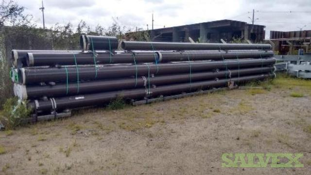 NOV Fiberglass Pipe and Adhesion Kits - for Export Outside of Brazil (12,562.26 Linear Meters / 19,317 Pieces)