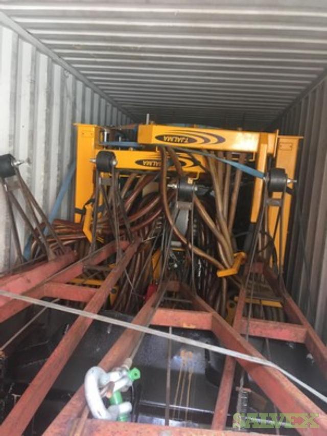 Tjalma Agricultural Equipment (26,059 lbs / 11,820kg)