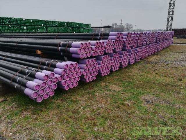 4 1/2 18.90# C90 Vam Top R2 Surplus Tubing (39,060 Feet / 335 Metric Tons)