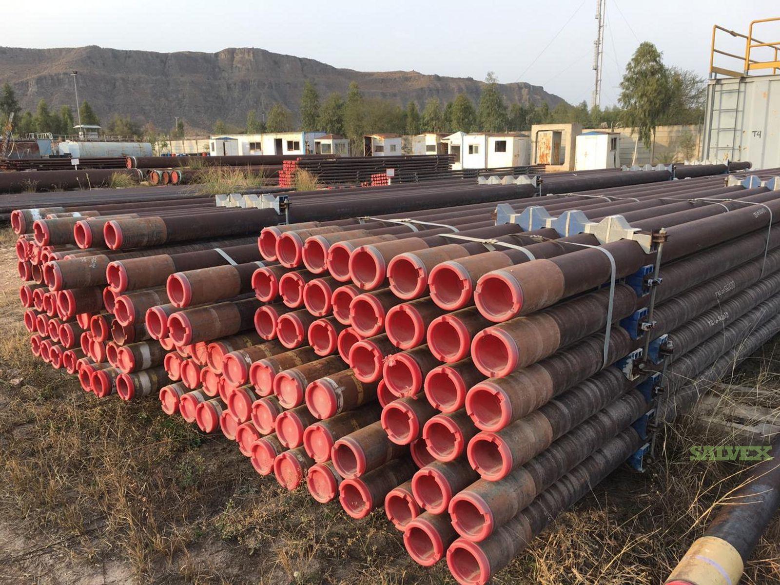 5 1/2 20# 13CR95 Fox-K Surplus Tubing (4,728 Feet / 43 Metric Tons)