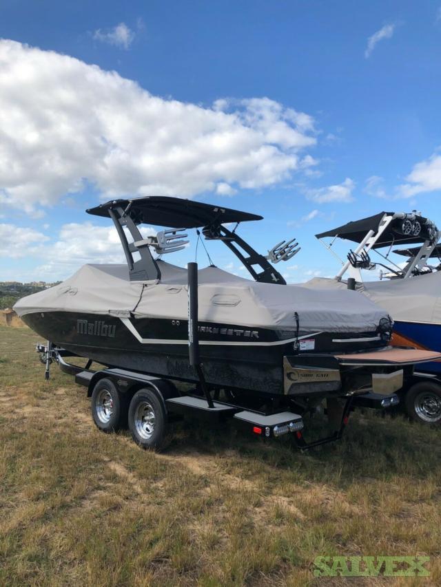Malibu 22 MXZ Boat 2017