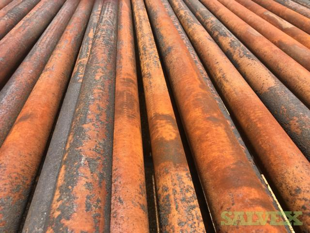 2 7/8 6.50# EUE 8rd R2 Used Tubing (9,600 Feet / 28 MT)