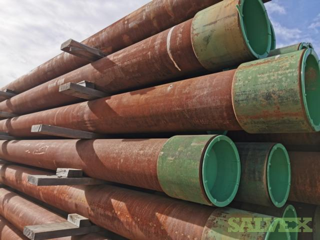 8 5/8 24.00# J55 STC ERW R2 Surplus Casing (15,352 Feet)