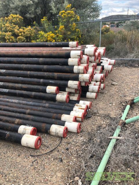 5 1/2 26# P110 SLHC R3 Surplus Casing (7,200 Feet / 85 Metric Tons)