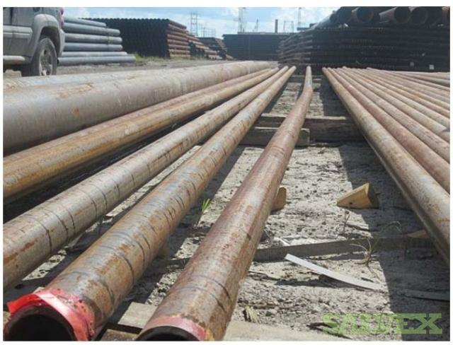 3 - 8 Structural ERW Line Pipe (36 Joints)