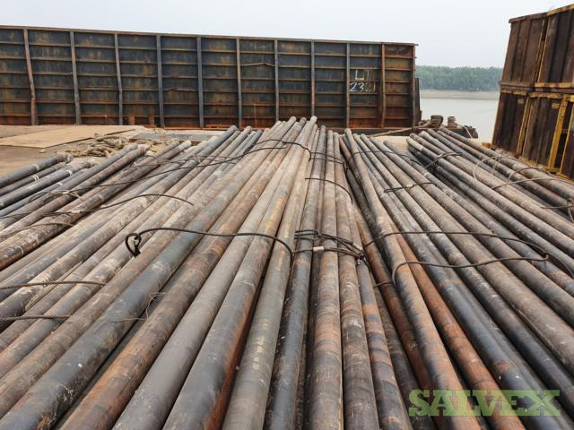 5 7/8 26.3# Used Drill Pipe (20,560 Feet / 245.27 Metric Tons)