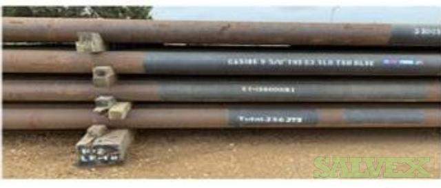 5 1/2 17# 13CRL80 TSH Blue R2 Surplus Tubing (13,080 Feet / 101 Metric Tons)