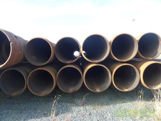 9 5/8- 13 3/8 Surplus Casing (21 Metric Tons) & Accessories
