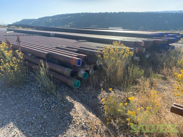7 23# J55 LTC R3 Surplus Casing (4,600 Feet / 48 Metric Tons)