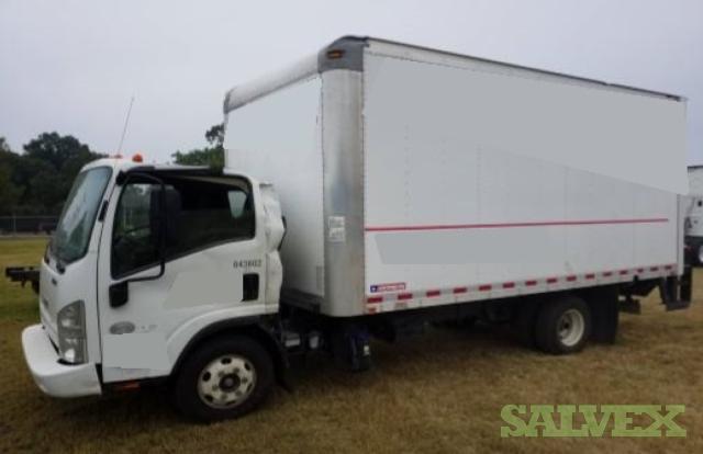 Isuzu NPR HD Truck 2015 (1 Unit)
