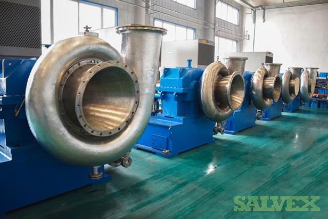Allis Chalmers Single Stage Compressor