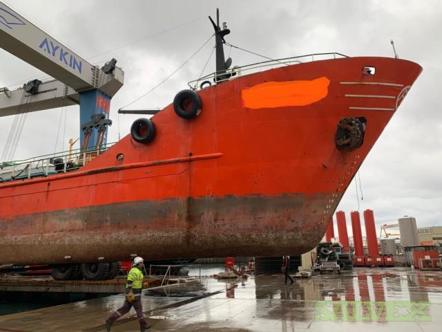Double Hull Tanker (Lightship 196.3t)