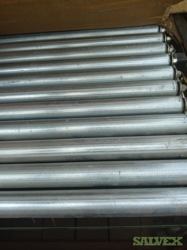 Best/Flex Roller Gravity Conveyor (1 Crate / 2 Conveyor Systems)