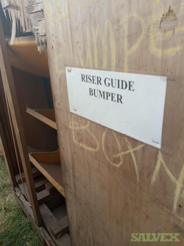 NOV T6872 Riser Guide Bumpers (5 Crates)