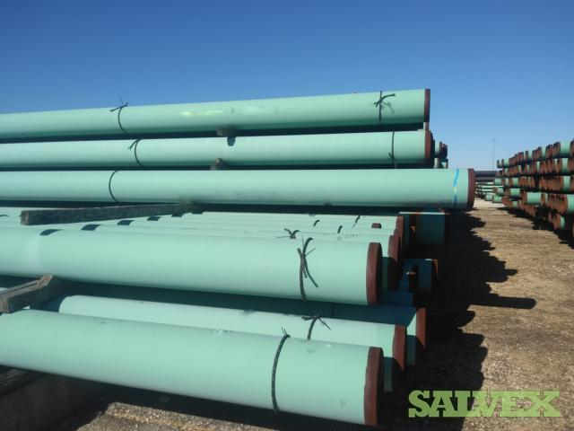 12.75 0.312WT X52 Surplus Line Pipe (16,520 Feet / 313 Metric Tons)
