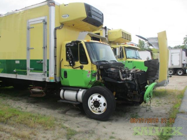 International Durastar 4300 Reefer Truck 2013 (1 Unit)