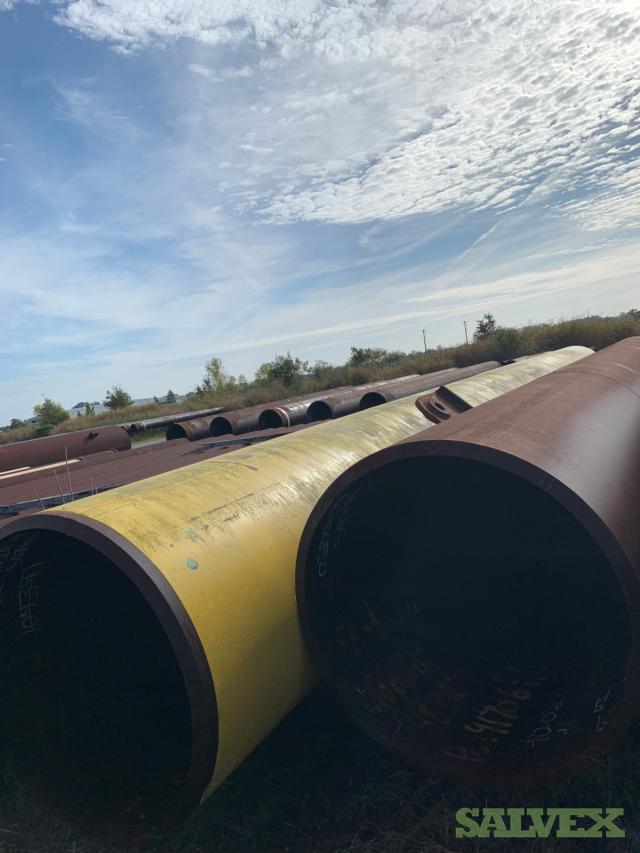 20- 60 Surplus Line Pipe (331 MT)