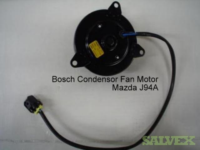 Bosch / Mazda J94 - Condenser Fan Motor