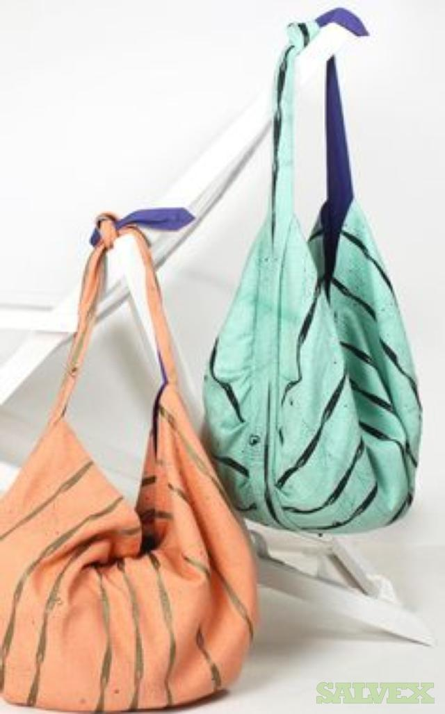 Koza Handbags: Unused, Assorted Styles and Sizes (100 Units)