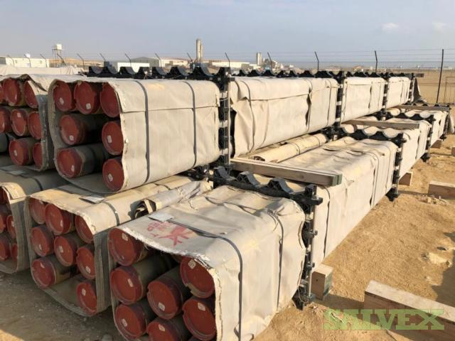 7 29# SM2535-110 Vam Top SMLS R2 Surplus Casing (3,000 Feet / 39 Metric Tons)