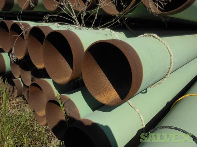 12 3/4 49.61# X52 FBE Surplus Line Pipe (2,262 Feet)
