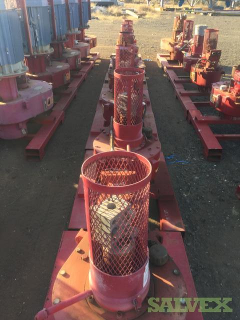 Oil Lift Technology Inc. Pump Drive Head (7 Units)