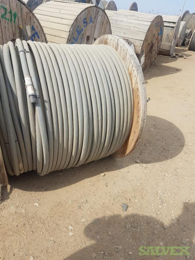 Copper Cables - 3,238 Metric Tons