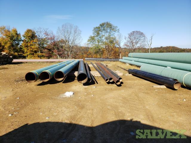 1- 24 Surplus Pipe (26.58 Mt)