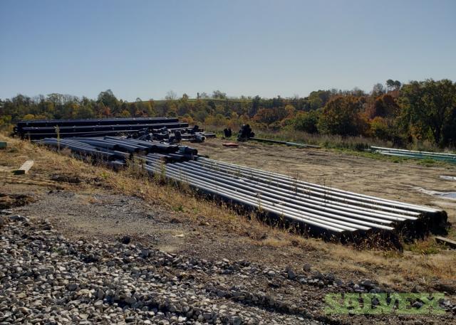 16 Surplus Line Pipe (46.27 Metric Tons)