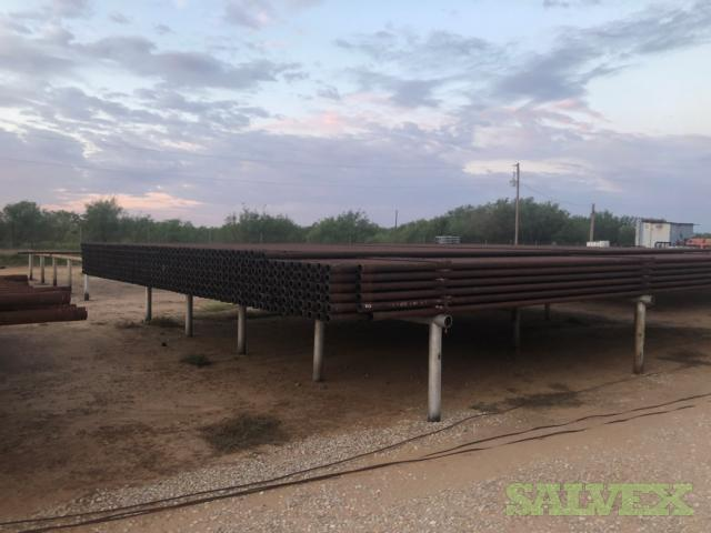4 1/2 Surplus Casing (9,507 Feet / 58 Metric Tons)