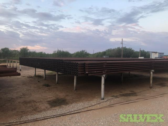 9 5/8 Surplus, Used & Structural Casing (9,029 Feet / 232 Joints / 153 MT)