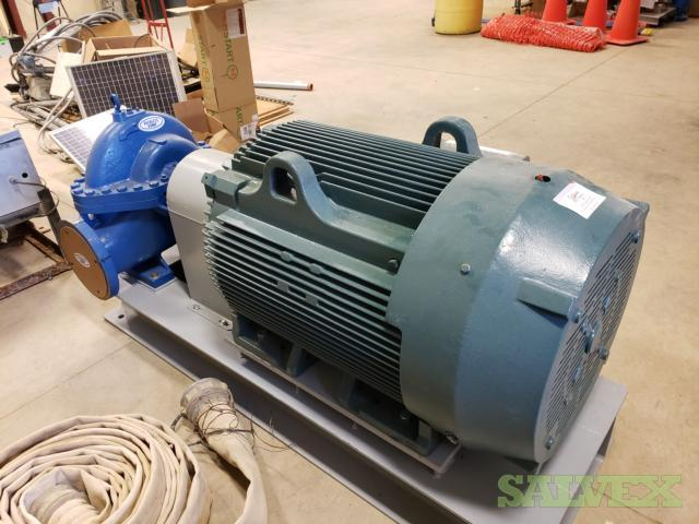 Baldor Electric Motor/Pump 200 HP