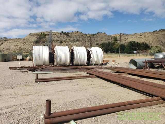 Shawcor 4 Flex Steel Line Pipe (16,300 Ft)