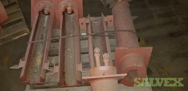 Smelter Spouts (24 Units/5,000 lbs. ) in Ontario, Canada