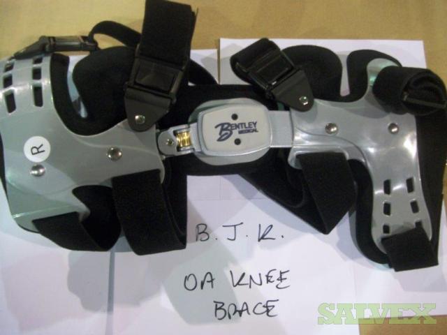 Orthotic Brace Products ( Ankle Braces, Shoulder Braces, etc.)