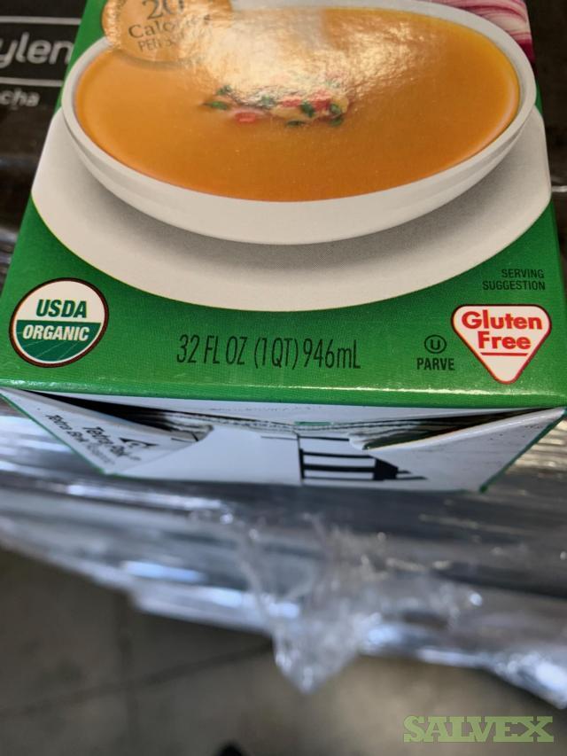 Empire Kosher Organic Vegetable Broth (21,600 units)