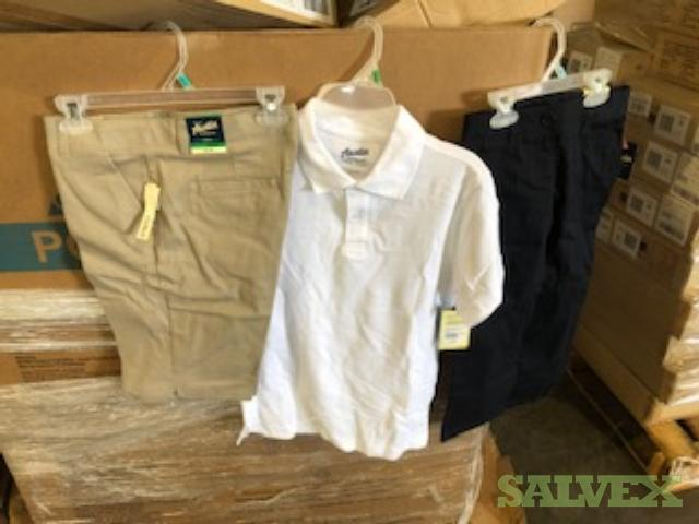 School Uniforms for Children & Young Adults (20804 Units)