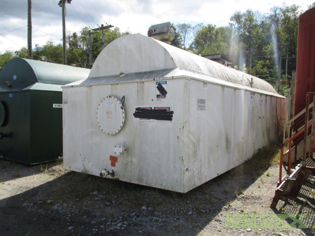 Slop Tanks (2 x 10,000 Gallon Units)